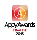 Appy Awards finalist 2015