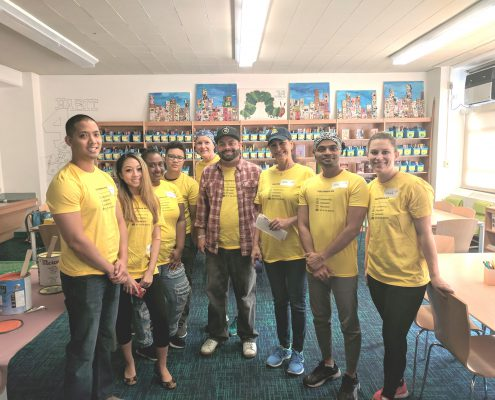 New York Cares Day Fall 2017 4