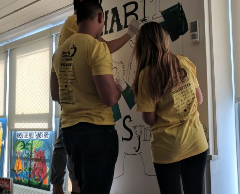 New York Cares Day Fall 2017 1