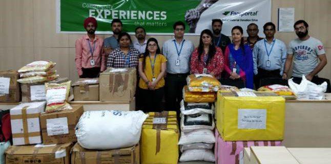 Kerala Donation Drive